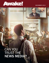 December2013| Can You Trust the News Media?