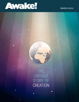 March2014| The Untold Story of Creation