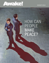 August 2014 | How Can People Make Peace?