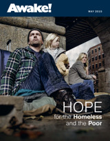 May2015| Hope for the Homeless and the Poor