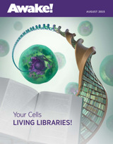 August 2015 | Your Cells—Living Libraries!