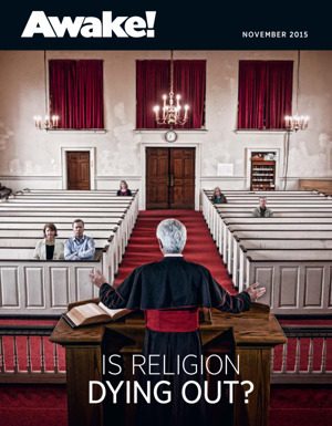 Is Religion Dying Out?