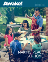 December2015| Making Peace at Home