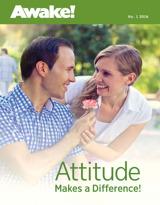 No.1 2016| Attitude Makes a Difference!