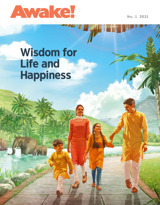 No.1 2021| Wisdom for Life and Happiness