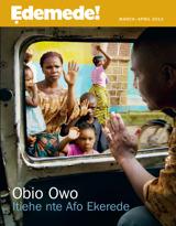 March 2013| Obio Owo Itiehe nte Afo Ekerede