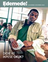 November 2015| Didie ke Ikpese Okụk?