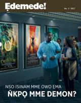 No.2 2017| Nso Isinam Mme Owo Ẹma N̄kpọ Mme Demon?