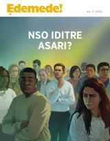 No.3 2020| Nso Iditre Asari?
