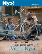 March2013| Ale Si Nàwɔ Anye Vifofo Nyui