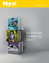 October2013| Nu Etɔ̃ Siwo Ga Mate Ŋu Aƒle O