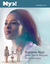 November2013| Nɔnɔme Nyui Siwo Nana Míezua Ame Ðɔʋuwo