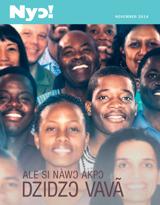 November2014| Ale Si Nàwɔ Akpɔ Dzidzɔ Vavã