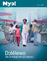 No.6 2016  Dɔlélewo—Ale Si Míaɖe Wo Dzi Akpɔtɔ
