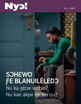 No.1 2017| Sɔhɛwo Ƒe Blanuiléledɔ—Nu ka gbɔe wotso? Nu kae akpe ɖe wo ŋu?