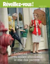 Janvier 2013| Enfant-roi ou enfant attentionné: le rôle des parents
