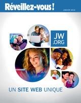 Janvier 2014| Un site web unique