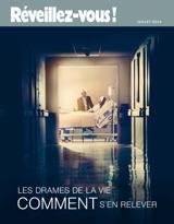Juillet 2014| Les drames de la vie: comment s'en relever