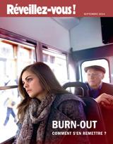 Septembre 2014| Burn-out: comment s'en remettre?