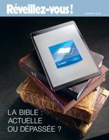 Février 2015| La Bible: actuelle ou dépassée?