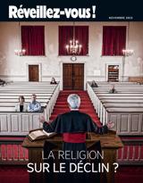 Novembre 2015| La religion: sur le déclin?