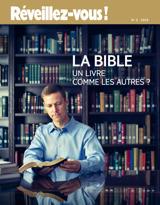 No2 2016| La Bible: un livre comme les autres?