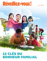 No2 2018| 12 clés du bonheur familial