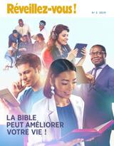 No3 2019| La Bible peut améliorer votre vie!