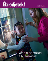 2013. május| Védd meg magad a bűnözőktől!