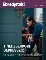2017. 1.szám| Tinédzserkori depresszió – Mi az oka? Mit lehet tenni ellene?