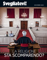 Novembre2015| La religione sta scomparendo?