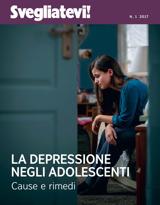 N.1 2017| La depressione negli adolescenti: cause e rimedi