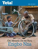 Mee2013| Otú Mmadụ Ga-esi Bụrụ Ezigbo Nna
