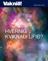 Mars 2015| Hvernig kviknaði lífið?