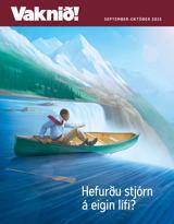 September 2015| Hefurðu stjórn á eigin lífi?