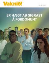 Nr.3 2020| Er hægt að sigrast á fordómum?