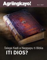 No.3 2017| Talaga Kadi a Naggapu ti Biblia iti Dios?