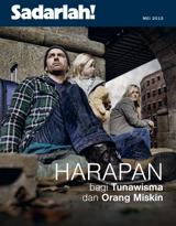 Mei2015| Harapan bagi Tunawisma dan Orang Miskin