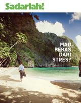 No.1 2020  Mau Bebas dari Stres?