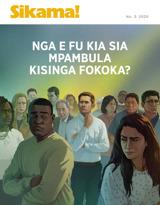 N.º32020| Nga e Fu kia Sia Mpambula Kisinga Fokoka?