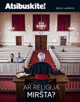 2015m. lapkritis| Ar religija miršta?