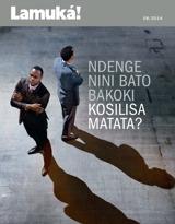 Sanza ya Août 2014  Ndenge nini bato bakoki kosilisa matata?