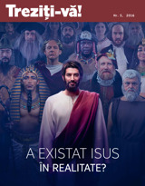 Nr.5 2016| A existat Isus în realitate?