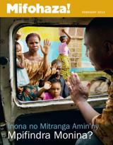 Febroary2013| Inona no Mitranga Amin'ny Mpifindra Monina?