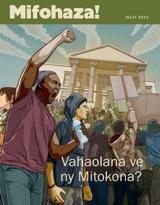 Jolay2013| Vahaolana ve ny Mitokona?