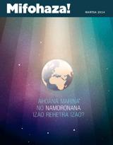 Martsa2014| Ahoana Marina no Namoronana Izao Rehetra Izao?
