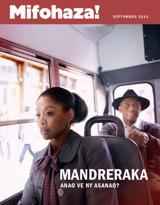 Septambra2014| Mandreraka Anao ve ny Asanao?