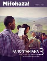 Oktobra2015| Fanontaniana 3 Tian'ny Olona Hapetraka Amin'Andriamanitra