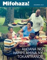 Desambra2015| Ahoana no Hampilamina ny Tokantrano?