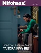 No.1 2017| Inona no Hanampy An'ireo Tanora Kivy Be?